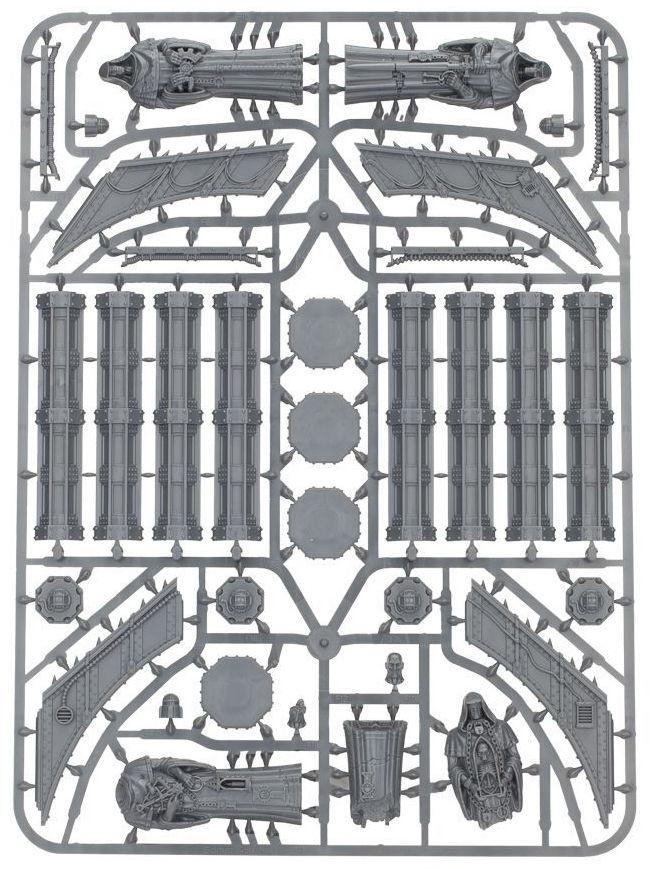 Warhammer 40 000  Sector Imperialis  Sanctum (64-70) Games
