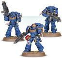 Warhammer 40.000. Space Marines. Primaris Intercessors (48-65) — фото, картинка — 3
