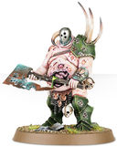 Warhammer Age of Sigmar. Nurgle Rotbringers. Lord of Plagues (83-32) — фото, картинка — 1