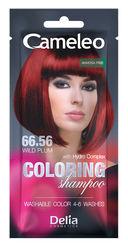 Оттеночный шампунь для волос (тон: 66.56; 40 мл) — фото, картинка — 1