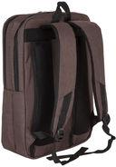 Рюкзак П0045 (9,9 л; коричневый) — фото, картинка — 2