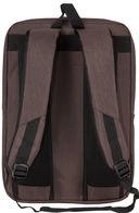 Рюкзак П0045 (9,9 л; коричневый) — фото, картинка — 4