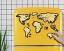 Магнитная скретч-карта