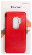 Чехол Biggo для Samsung S9 (красный) — фото, картинка — 1