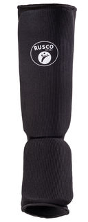 Защита голень-стопа (M; чёрная) — фото, картинка — 1