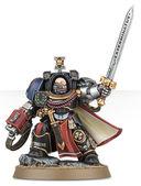 Warhammer 40.000. Deathwatch. Terminator Captain (39-23) — фото, картинка — 1