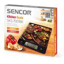 Кухонные весы Sencor SKS 7001BK — фото, картинка — 4
