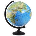 Глобус (ландшафтный рельефный; 320 мм) — фото, картинка — 1
