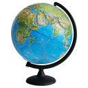 Глобус (ландшафтный рельефный; 320 мм) — фото, картинка — 2