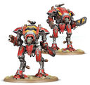 Warhammer 40.000. Imperial Knights. Armiger Warglaives (54-17) — фото, картинка — 1