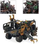 Warhammer 40.000. Orks. Trukk (50-09) — фото, картинка — 2