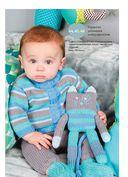 Стильное вязание для детей. Одежда, аксессуары, игрушки — фото, картинка — 5