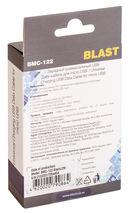Кабель Blast BMC-122 (черный) — фото, картинка — 3