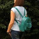 Рюкзак (зеленый; арт. B50-42-0) — фото, картинка — 2