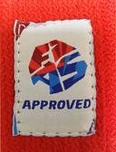 Куртка для самбо JS-302 (р. 5/180; красная) — фото, картинка — 1