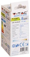 Светодиодная лампа V-TAC VT-202 2 ВТ, Е14, 3000К, Samsung — фото, картинка — 5