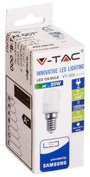 Светодиодная лампа V-TAC VT-202 2 ВТ, Е14, 3000К, Samsung — фото, картинка — 6