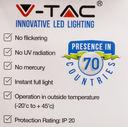 Светодиодная лампа с линзой V-TAC VT-247 6,5 ВТ, GU10, 3000К, Samsung — фото, картинка — 2