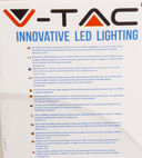 Светодиодная лампа с линзой V-TAC VT-247 6,5 ВТ, GU10, 3000К, Samsung — фото, картинка — 3