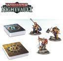 Warhammer Underworlds. Nightvault. Чемпионы Стального Сердца (дополнение; 110-34-21) — фото, картинка — 1