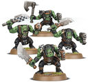 Warhammer 40.000. Orks. Ork Boyz. Easy To Build (35-27) — фото, картинка — 1