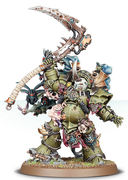 Warhammer 40.000. Death Guard. Typhus - Herald of the Plague God (43-53) — фото, картинка — 1
