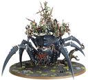 Warhammer Age of Sigmar. Spiderfang Grots. Arachnarok Spider (89-22) — фото, картинка — 4