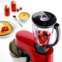 Кухонный комбайн Tefal QB508GB1 (красный) — фото, картинка — 2