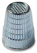 Наперсток (металл; 18 мм; арт. 431864) — фото, картинка — 1