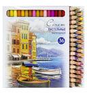 Набор карандашей цветных пастельных