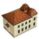 Сборная модель из картона