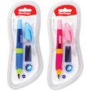 Ручка перьевая синяя