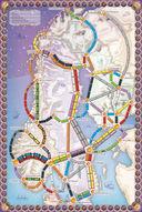 Ticket to Ride. Северные страны — фото, картинка — 3