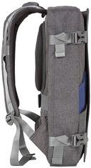 Рюкзак П0055 (10 л; серый) — фото, картинка — 2