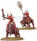 Warhammer Age of Sigmar. Blades of Khorne. Bloodcrushers (97-15) — фото, картинка — 2