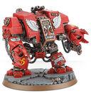 Warhammer 40.000. Blood Angels. Furioso Dreadnought (41-11) — фото, картинка — 1