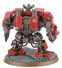 Warhammer 40.000. Blood Angels. Furioso Dreadnought (41-11) — фото, картинка — 2