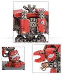 Warhammer 40.000. Blood Angels. Furioso Dreadnought (41-11) — фото, картинка — 8