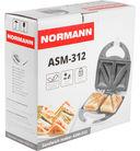 Сэндвичница Normann ASM-312 — фото, картинка — 2