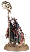 Warhammer Age of Sigmar. Deathmages. Necromancer (91-34) — фото, картинка — 1
