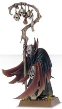 Warhammer Age of Sigmar. Deathmages. Necromancer (91-34) — фото, картинка — 2