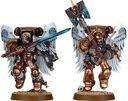 Warhammer 40.000. Blood Angels. Sanguinary Guard (41-08) — фото, картинка — 4